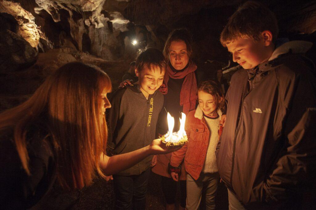 Kents Cavern Group Visit